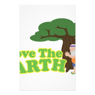 Love The Earth Stationery