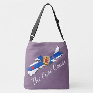 Love The East Coast Heart N.S. bag mauve