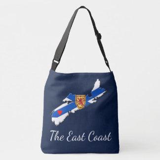 Love The East Coast Heart N.S. bag navy blue