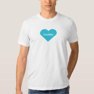 Love the GeoWeb T Shirt