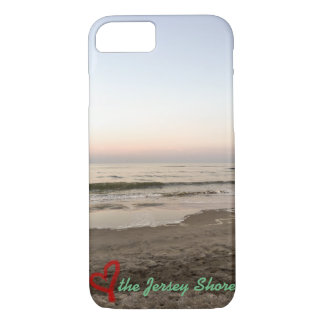 Love the Jersey Shore iPhone Case