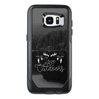 'Love the Outdoors' Samsung S7 Edge Phone Case