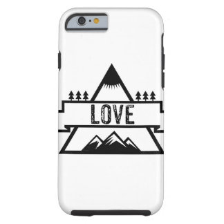 Love the Outdoors Tough iPhone 6 Case