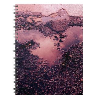 Love The Rain Spiral Notebook