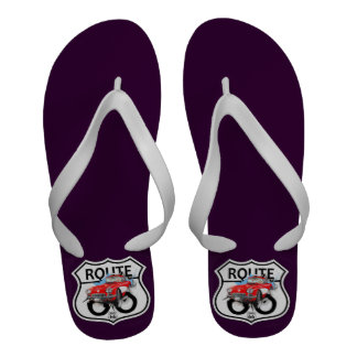 Love the Route 66 Chanclas De Playa