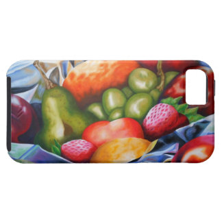 Love the Tropical Fruits iPhone 5 Funda