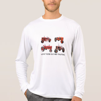 Love Those Old Red Tractors Tshirt