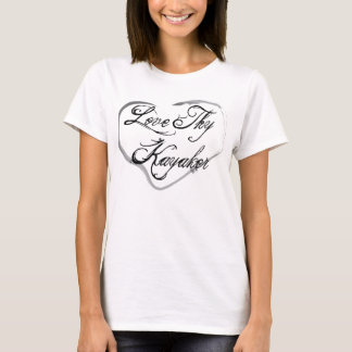 Love Thy Kayaker T-Shirt