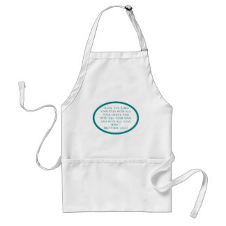 Love Thy Lord Aprons