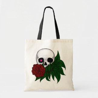 Love Thy Skull Budget Tote Bag