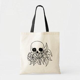 Love Thy Skull -Inked- Budget Tote Bag