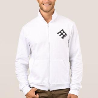 love til death fleece jacket