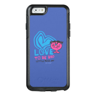 Love To Be Bad   Deformed Heart OtterBox iPhone 6/6s Case