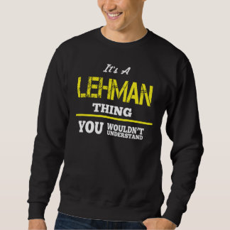 Love To Be LEHMAN Tshirt