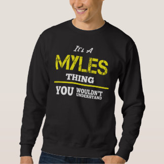 Love To Be MYLES Tshirt