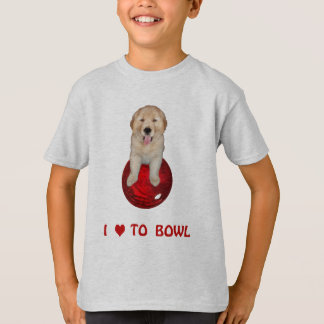 Love to Bowl Shirts and Novelty Gift Items