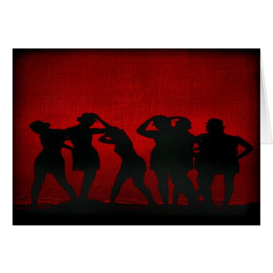 Love to Dance Card