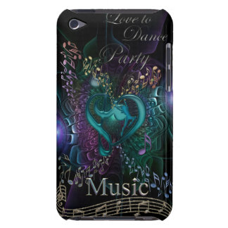 Love to Dance ~ Party Music iPod Touch Case