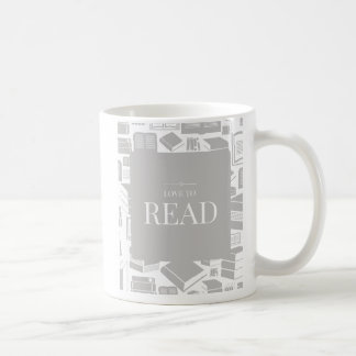 Love to Read Mug