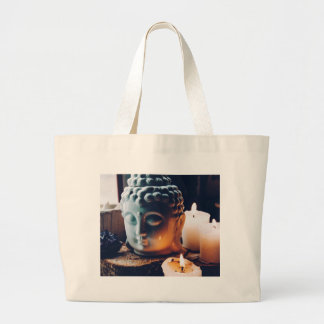 love to relax large tote bag