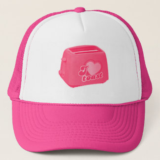 Love Toast Trucker Hat