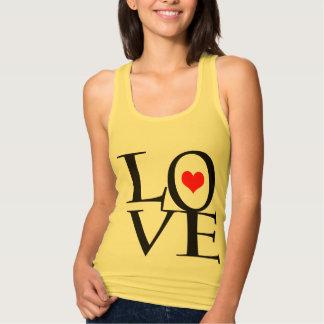 LOVE TOPS SHIRT