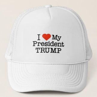 Love Trump Trucker Hat