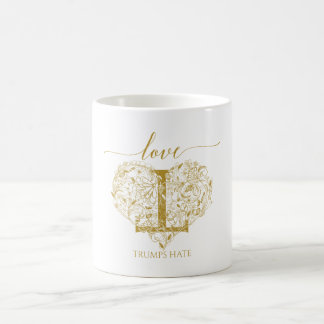 Love Trumps Hate Mug