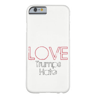 Love Trumps Hate Phone Case