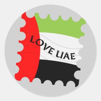 Love UAE Sticker