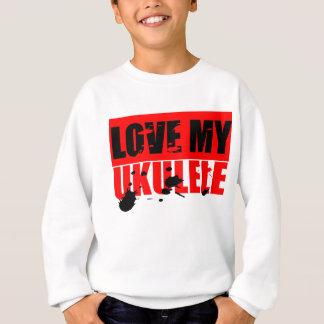 Love Ukulele Sweatshirt