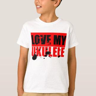 Love Ukulele T-Shirt