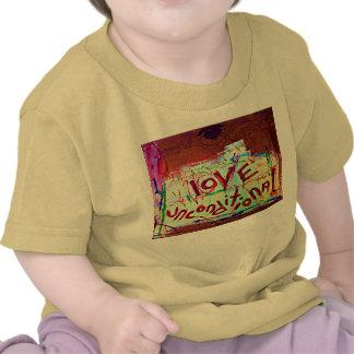 love unconditional tee shirts