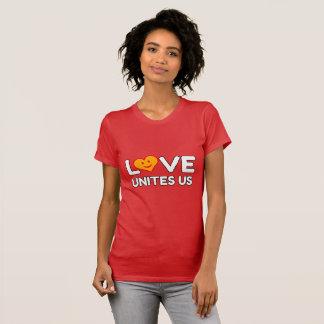 Love Unites Us Tee