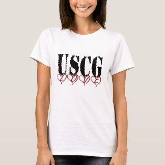 LOVE USCG T-Shirt