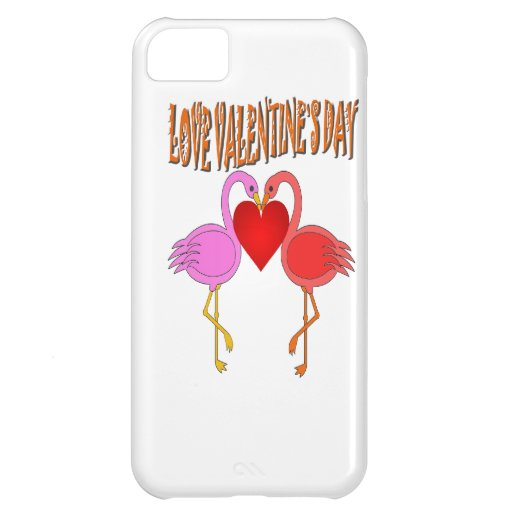 Love Valentine`s Day iPhone 5C Covers