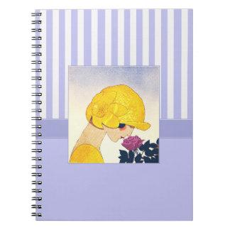 Love. Valentine's Day Gift Notebook