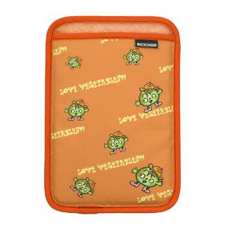 LOVE VEGETABLES!! - Pumpkin- iPad Mini Sleeve