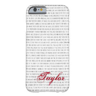 Love Verses Barely There iPhone 6 Case