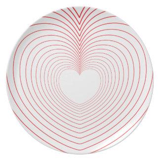 ♥♥ Love Vibrations ♥♥ Plate