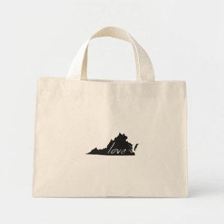 Love Virginia Mini Tote Bag