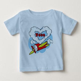 Love VoVo Kids Airplane Baby T-Shirt