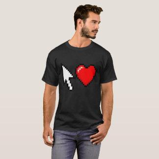 Love Web Design T-Shirt