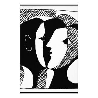 Love Whisper Stationery