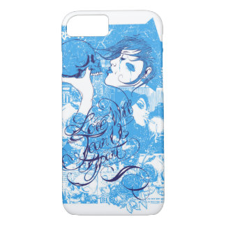 Love Will Tear Us Apart Glossy Phone Case