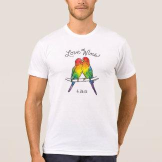 Love Wins 6/26/15 T-Shirt