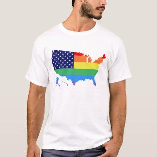 Love Wins All 50 T-Shirt