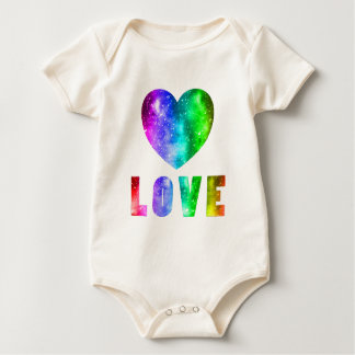 Love Wins Baby Bodysuit