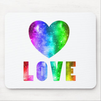 Love Wins Mouse Pad