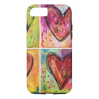 LOVE Wins Phone Case with Artwork by MaryLea Harri